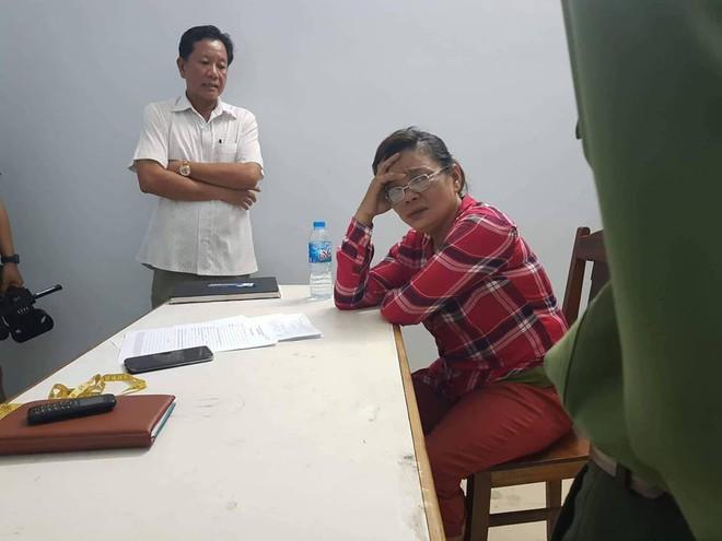 Bắt giữ cặp vợ chồng giết chủ nợ trong căn hộ chung cư rồi ném xác xuống sông Hàn - Ảnh 1.