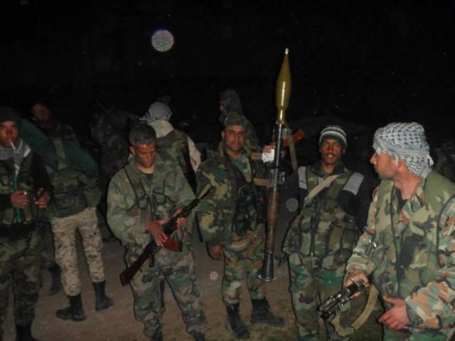 Đêm kinh hoàng của phiến quân ở Syria: Kịch chiến dữ dội và đẫm máu - Ảnh 3.