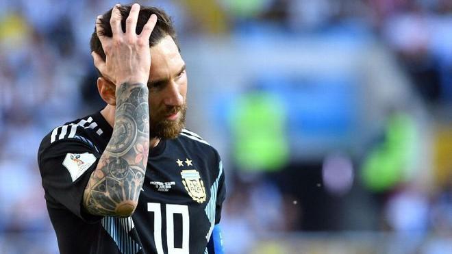 Tiếp tục thế này, chỉ có những giọt nước mắt cho Messi 2