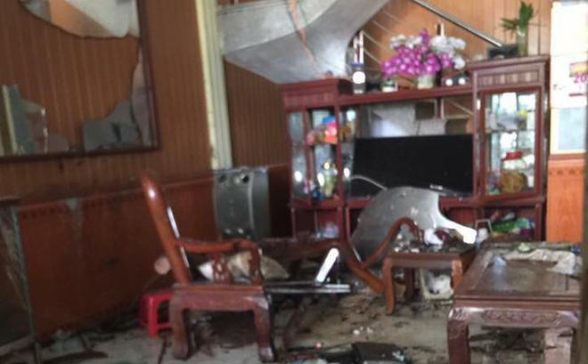 Thái Bình: Con rể ôm mìn đến nhà bố vợ kích nổ tự sát 1