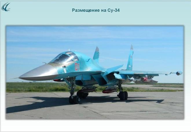 Nga trình làng tên lửa tấn công chính xác hoàn toàn mới: Su-34, MiG-35 thêm kiếm sắc? - Ảnh 7.