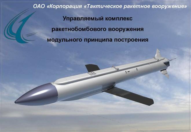 Nga trình làng tên lửa tấn công chính xác hoàn toàn mới: Su-34, MiG-35 thêm kiếm sắc? - Ảnh 2.