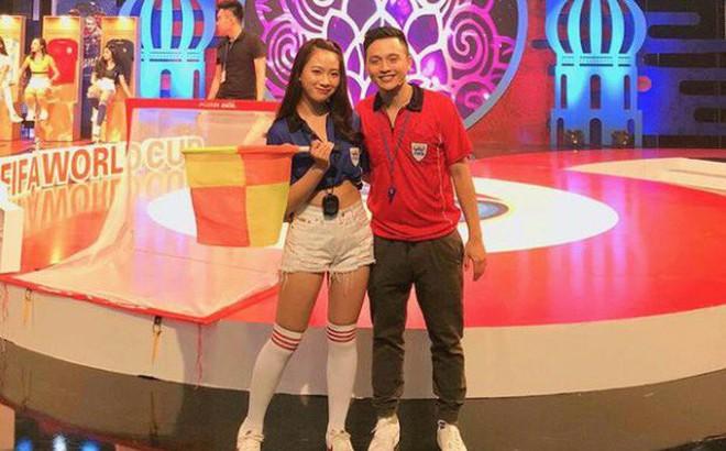 Gặp nữ MC 'Đồng hành cùng World Cup' đang khiến dân mạng nể phục vì vừa nhảy đẹp lại quá am hiểu kiến thức bóng đá