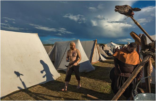 Chiến binh Viking trong mắt ngoại bang: Tôi chưa thấy ai có hình thể hoàn hảo hơn họ - Ảnh 2.