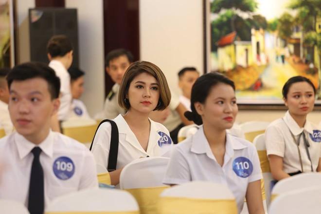 Cận cảnh nhan sắc dàn thí sinh thi tuyển cho hãng hàng không của tỷ phú Trịnh Văn Quyết - Ảnh 3.