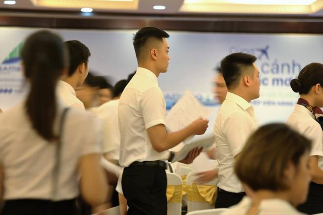 Cận cảnh nhan sắc dàn thí sinh thi tuyển cho hãng hàng không của tỷ phú Trịnh Văn Quyết - Ảnh 5.