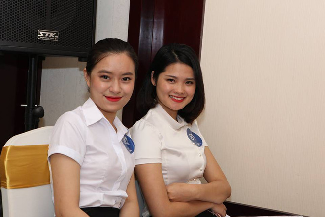 Cận cảnh nhan sắc dàn thí sinh thi tuyển cho hãng hàng không của tỷ phú Trịnh Văn Quyết - Ảnh 8.