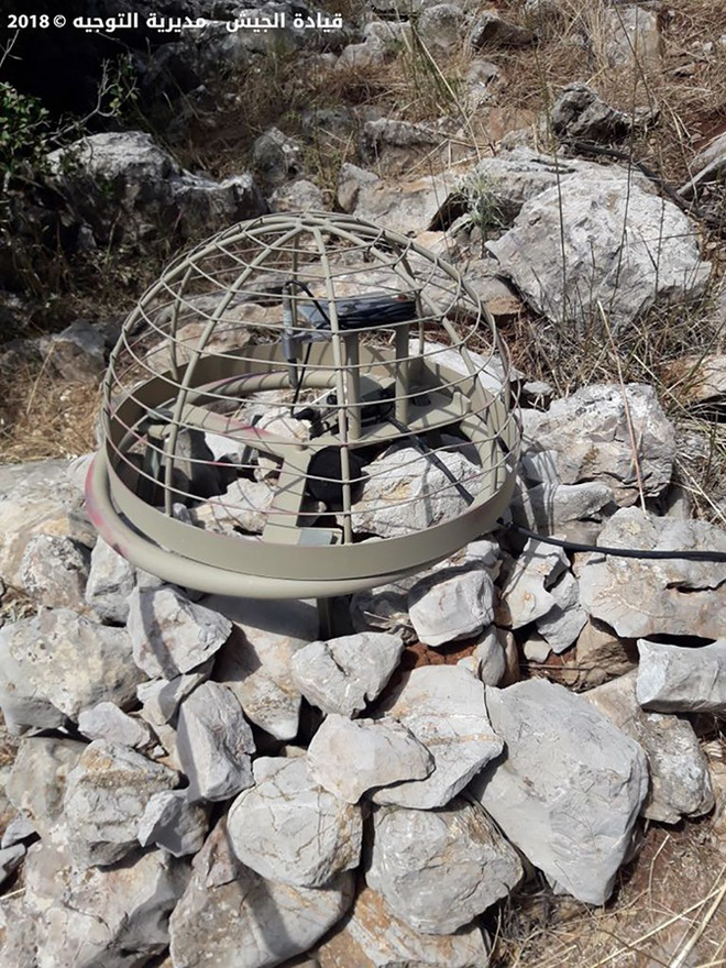 Lebanon lật mặt hệ thống do thám tối tân tình báo Mossad Israel cài cắm dọc biên giới - Ảnh 4.