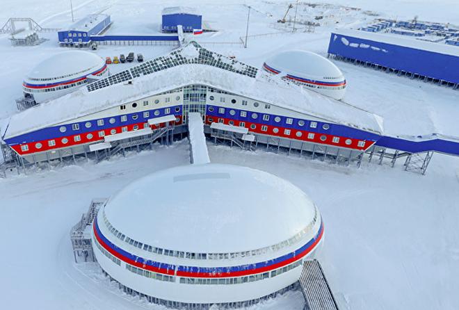 Gấu Bắc Cực xuất hiện ở châu Á-TBD: TT Putin dựng trục Bắc-Nam, phá thế kìm kẹp Đông-Tây - Ảnh 2.