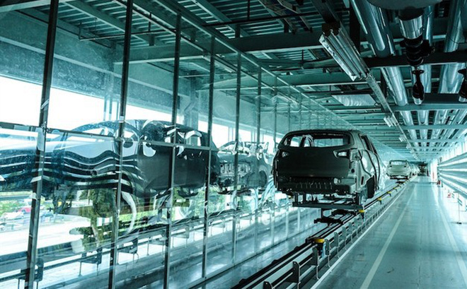 """Việt Nam sẽ là """"cứ điểm"""" linh kiện ô tô của Hàn Quốc"""