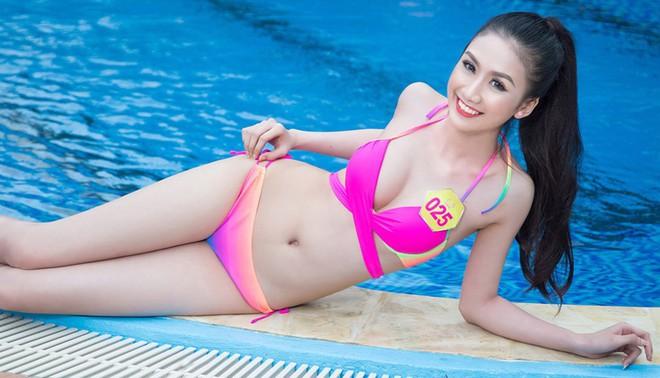 Dàn người đẹp lọt vào chung kết Hoa hậu Việt Nam 2018: Từ mới toanh đến Hoa khôi, con nhà nòi có tiếng trong showbiz - Ảnh 26.