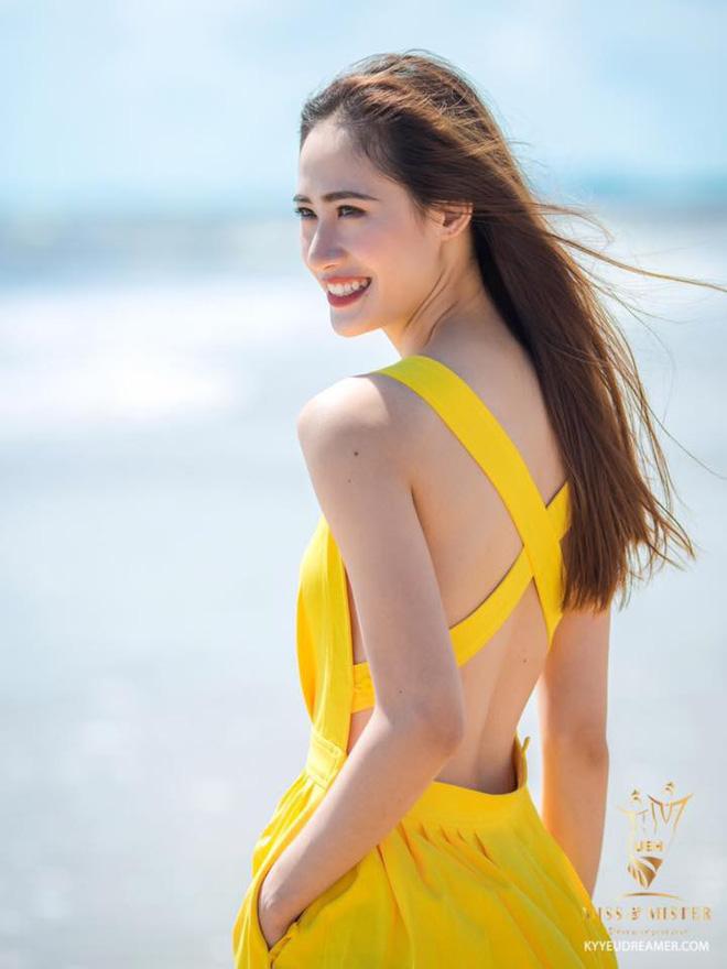 Dàn người đẹp lọt vào chung kết Hoa hậu Việt Nam 2018: Từ mới toanh đến Hoa khôi, con nhà nòi có tiếng trong showbiz - Ảnh 31.