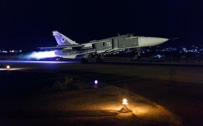 48 giờ sau cảnh báo của Mỹ, KQ Nga ồ ạt giội bão lửa oanh tạc khủng bố ở Tây Nam Syria