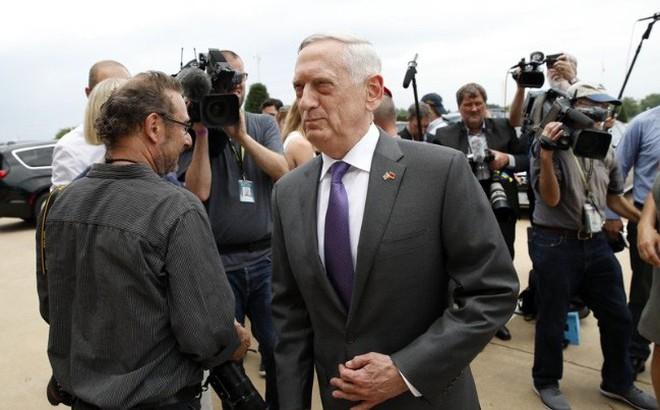 Tướng Mỹ đến Bắc Kinh nói thẳng chuyện Trung Quốc 'bắt nạt' các nước ven Biển Đông?