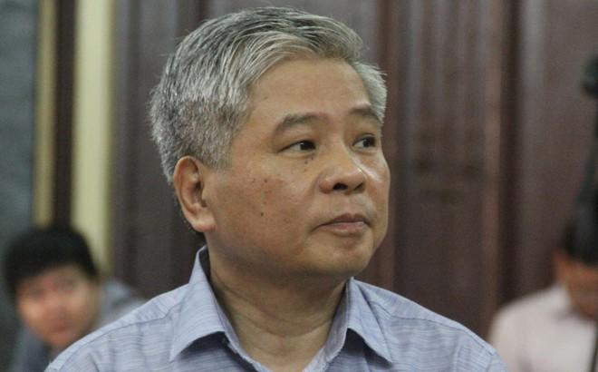 Nguyên Phó thống đốc NHNN bị cáo buộc thiếu trách nhiệm gây thất thoát 15.000 tỷ từ chối một luật sư 1