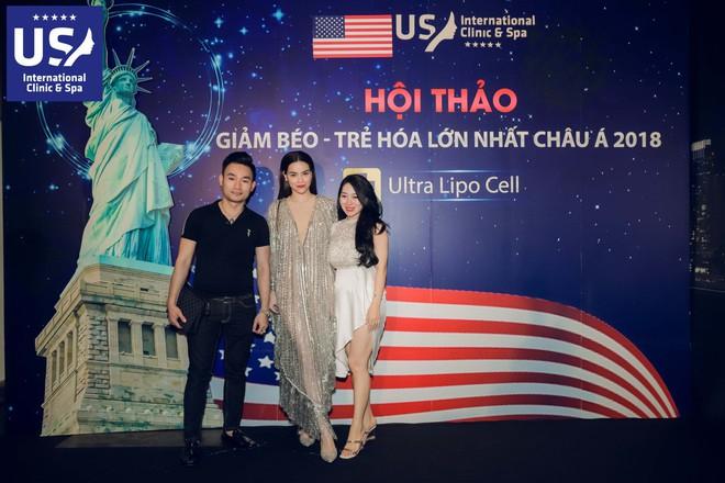 Hà Hồ, Thu Phương nổi bật tại Hội thảo về công nghệ giảm béo Ultra Lipo Cell - Ảnh 6.
