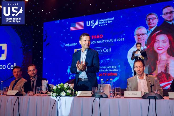 Hà Hồ, Thu Phương nổi bật tại Hội thảo về công nghệ giảm béo Ultra Lipo Cell - Ảnh 7.