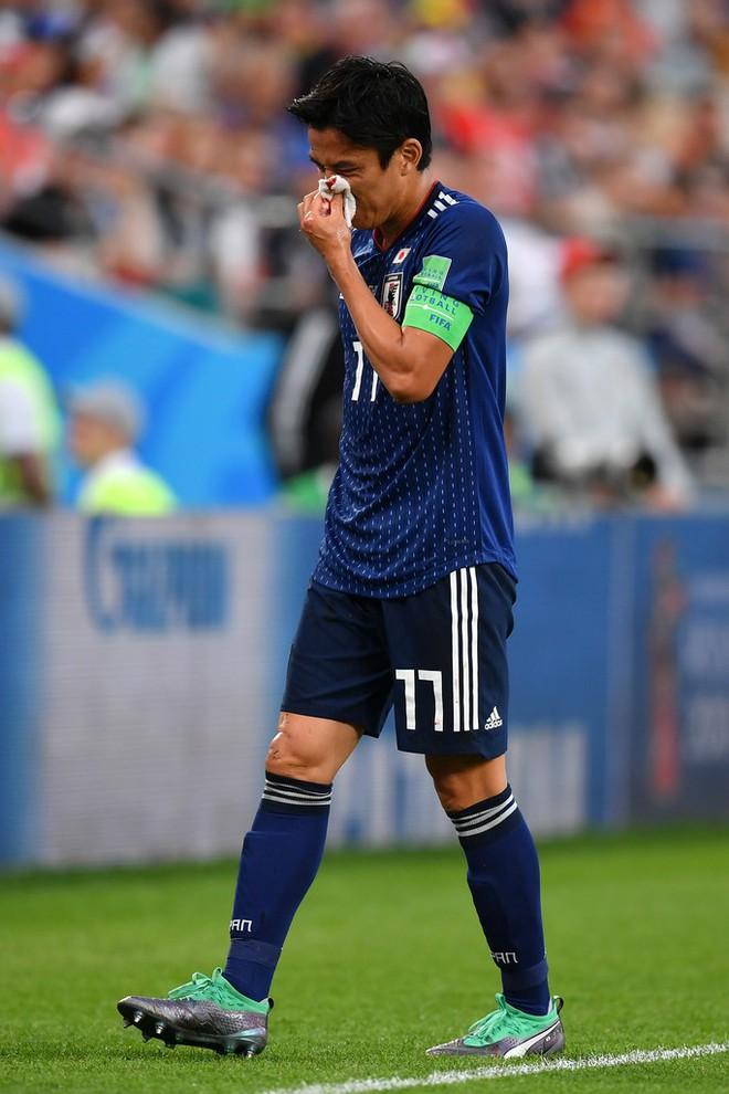 World Cup 2018: Tôi đã hét lên khi Nhật Bản ghi bàn, vì tôi thấy cảm xúc U23 Việt Nam ở đó 4