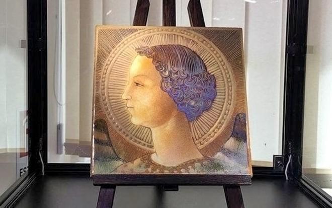 Sự thật về viên gạch nổi tiếng bị nghi là tác phẩm đầu tay của Leonardo Da Vinci - Ảnh 2.