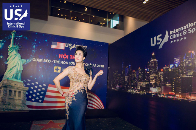 Hà Hồ, Thu Phương nổi bật tại Hội thảo về công nghệ giảm béo Ultra Lipo Cell - Ảnh 2.