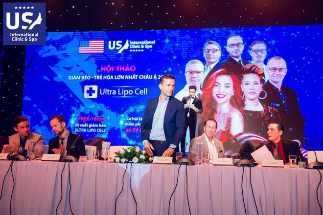 Hà Hồ, Thu Phương nổi bật tại Hội thảo về công nghệ giảm béo Ultra Lipo Cell - Ảnh 3.