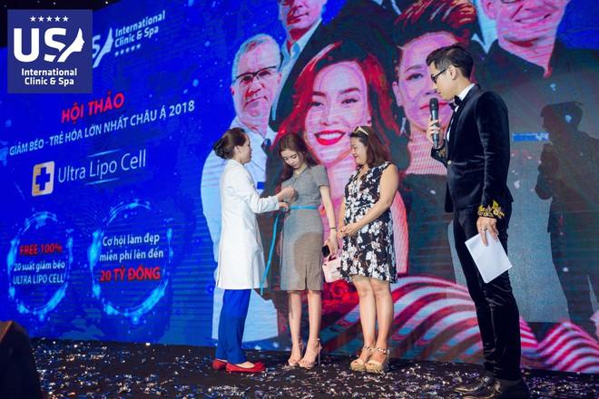 Hà Hồ, Thu Phương nổi bật tại Hội thảo về công nghệ giảm béo Ultra Lipo Cell - Ảnh 5.