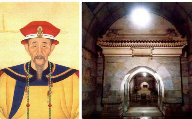 Địa cung không ai dám tiến vào và những bí ẩn ám ảnh về nơi an nghỉ của Hoàng đế Khang Hy