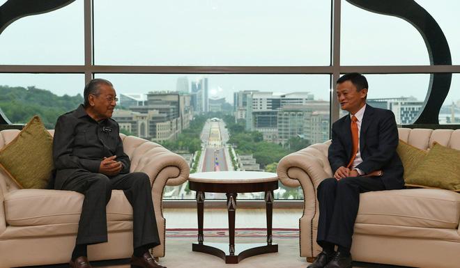 Thủ tướng Malaysia: Trung Quốc thì có gì phải sợ - Ảnh 2.