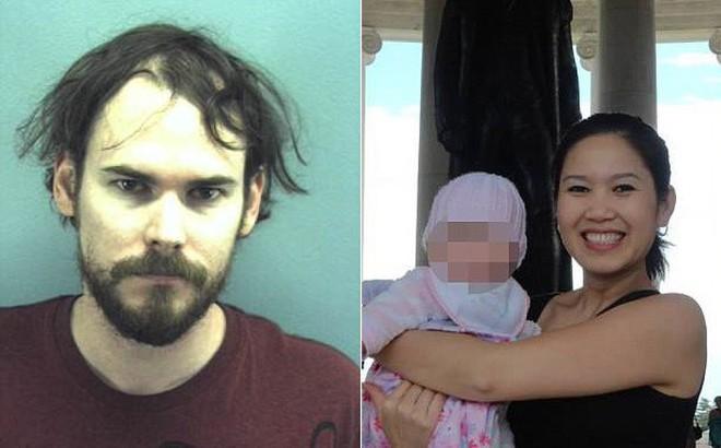 Cô gái gốc Việt bị bạn trai Mỹ truy đuổi, tiêm thuốc độc vào chân đến tử vong