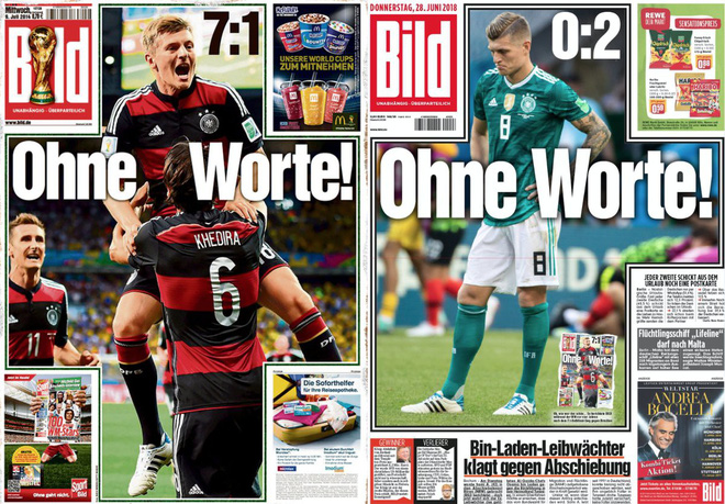 Báo chí quốc tế chấn động khi Đức thảm bại: 'Sự kết thúc của thế giới chúng ta từng biết' 1