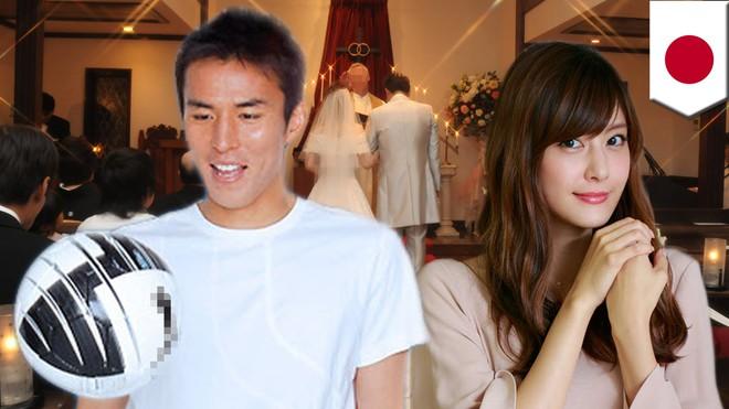 Vợ nổi tiếng, xinh như thiên thần của đội trưởng tuyển Nhật Bản - Ảnh 2.