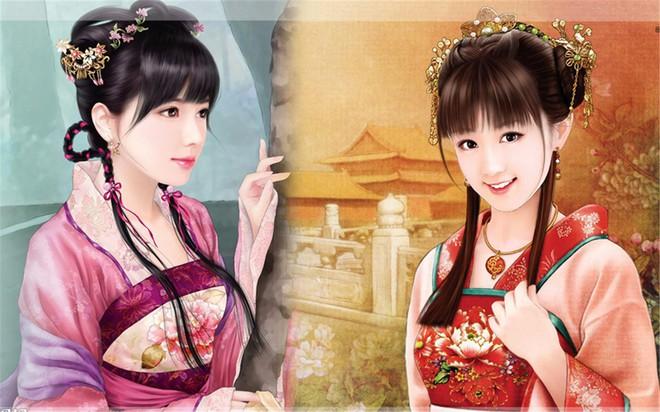 """Vì sao Lưu Bị cho con trai lấy 2 con gái của Trương Phi nhưng lại """"ngó lơ"""" con gái Quan Vũ? - Ảnh 1."""