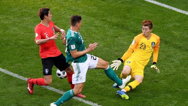 Cơn bão châu Á tại World Cup 2018 và lời thật lòng của HLV Park Hang-seo - Ảnh 2.