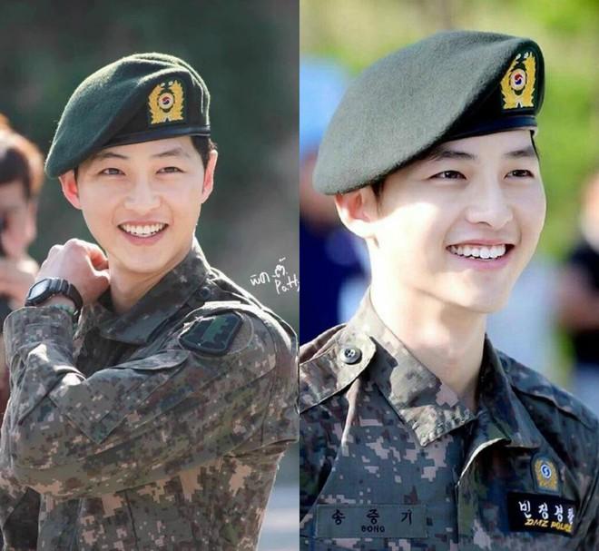Dàn mỹ nam xứ Hàn khi vào quân ngũ: Người đẹp xuất sắc như đóng phim, kẻ xập xệ đến mức khó nhận ra - ảnh 13