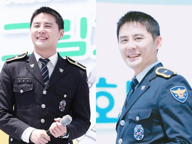 Dàn mỹ nam xứ Hàn khi vào quân ngũ: Người đẹp xuất sắc như đóng phim, kẻ xập xệ đến mức khó nhận ra - ảnh 25