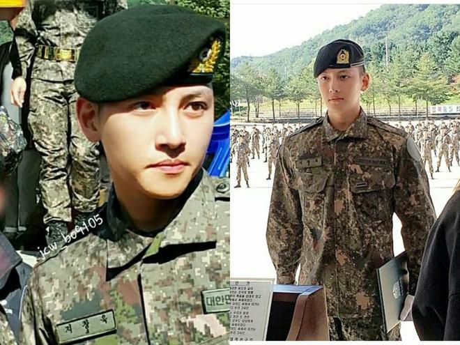 Dàn mỹ nam xứ Hàn khi vào quân ngũ: Người đẹp xuất sắc như đóng phim, kẻ xập xệ đến mức khó nhận ra - ảnh 4