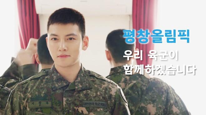 Dàn mỹ nam xứ Hàn khi vào quân ngũ: Người đẹp xuất sắc như đóng phim, kẻ xập xệ đến mức khó nhận ra - ảnh 5
