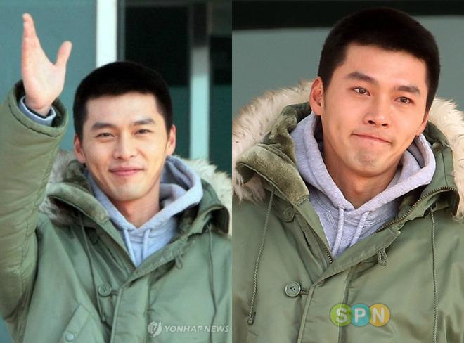 Dàn mỹ nam xứ Hàn khi vào quân ngũ: Người đẹp xuất sắc như đóng phim, kẻ xập xệ đến mức khó nhận ra - ảnh 6