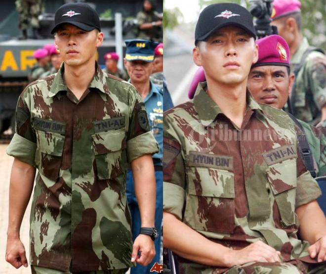 Dàn mỹ nam xứ Hàn khi vào quân ngũ: Người đẹp xuất sắc như đóng phim, kẻ xập xệ đến mức khó nhận ra - ảnh 7