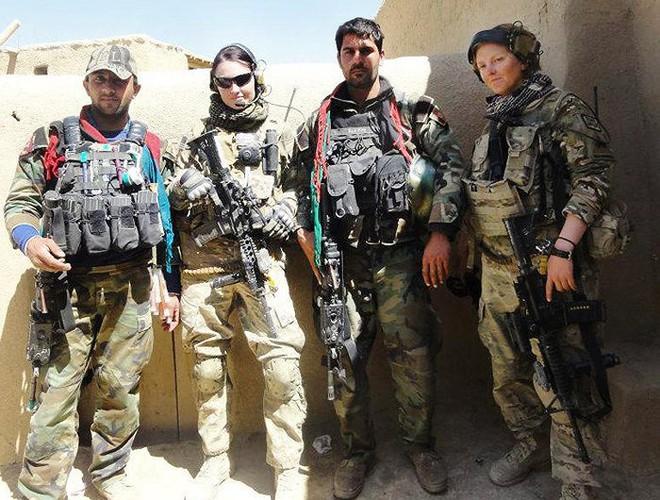 [ẢNH] Nỗi sợ hãi của một số nữ binh sĩ Mỹ không phải là kẻ thù mà là chính nam đồng nghiệp - Ảnh 2.
