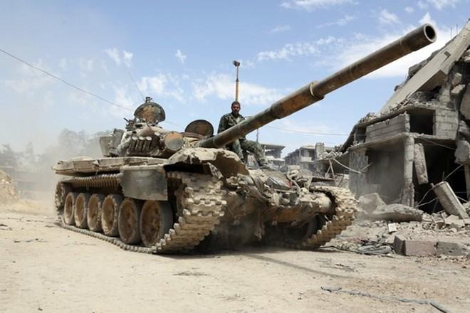 QĐ Nga thần tốc rút khỏi Syria: Cơ hội đến với Mỹ quá nhanh hay cái bẫy cao tay? - Ảnh 2.