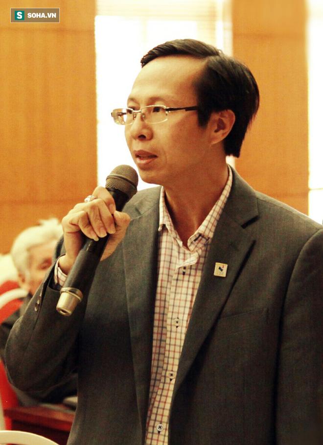 Ứng viên PCT Lương Hoàng Hưng & hoài bão giảm tiêu cực, tăng tính minh bạch ở VFF - Ảnh 2.