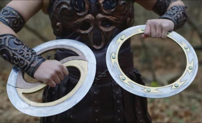 Những vũ khí kỳ dị nhất lịch sử: Cắt cổ hay chặt đứt tay kẻ địch chỉ trong chớp mắt - Ảnh 6.