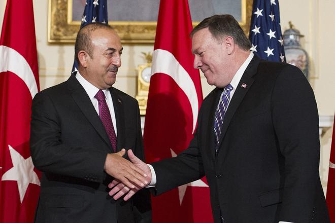 Thổ Nhĩ Kỳ thắng lớn trước Mỹ về Syria - ảnh 1