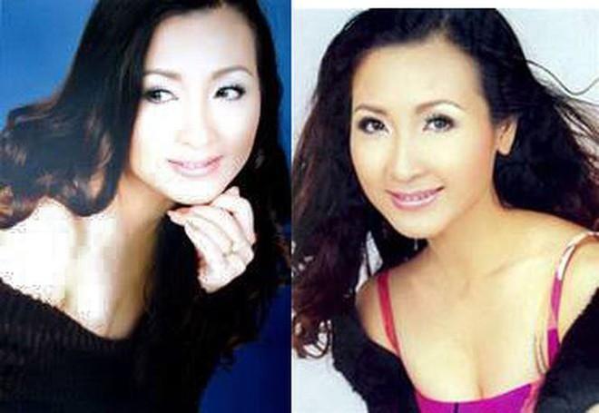 Nhan sắc không tuổi của nữ diễn viên Khánh Huyền - Ảnh 1.