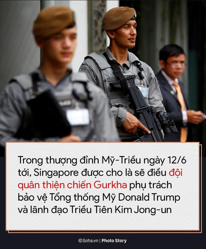 Đội đặc nhiệm 1m6 bảo vệ Thượng đỉnh Mỹ-Triều: Siêu chiến binh, dao đã rút ra là phải dính máu - Ảnh 1.