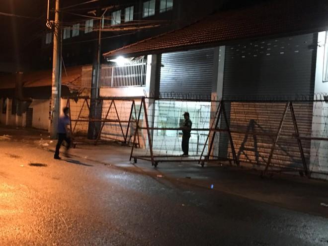 Nam công nhân bị điện giật chết khi đang làm việc trong công ty giày - Ảnh 2.