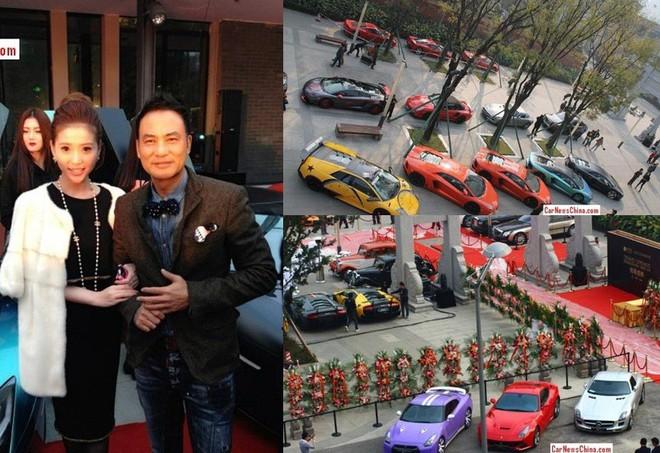 Siêu quyền lực của Nhậm Đạt Hoa: Huy động 200 siêu xe khai trương quán bar, cứu mạng Lưu Đức Hoa - Ảnh 7.