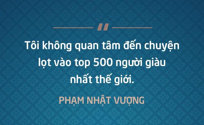 Cuộc đời không phí hoài của tỷ phú đôla Phạm Nhật Vượng - Ảnh 4.