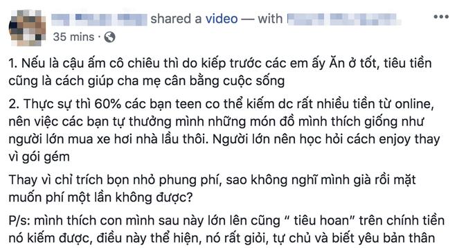 Clip các bạn trẻ Việt bóc đồ hàng hiệu trên người: Đám trẻ trâu và những phán xét xấu xí - Ảnh 7.